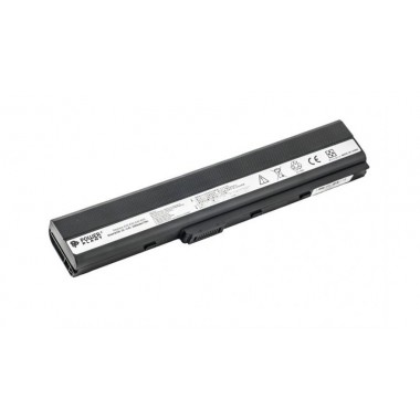 Notebook Battery Asus A40J (A32-K52, ASA420LH) 14.8V / 5200mAh  Asus A40J (A32-K52, ASA420LH)