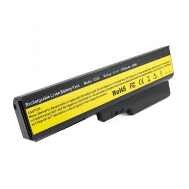 Notebook Battery Lenovo IdeaPad G550, 5200 mAh  Lenovo IdeaPad G550
