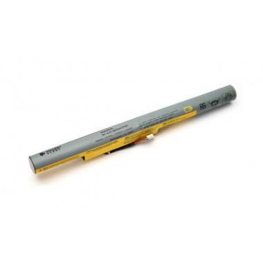 Notebook Battery Lenovo IdeaPad Z500 (L12L4K01, LOZ500L7) 14.4V / 2600mAh  Lenovo IdeaPad Z500 (L12L4K01, LOZ500L7)