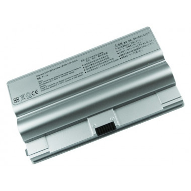 Notebook Battery Sony VAIO VGC-LB15 (VGP-BPS8, SY5800LH) 11.1V / 5200mAh  Sony VAIO VGC-LB15 (VGP-BPS8, SY5800LH)