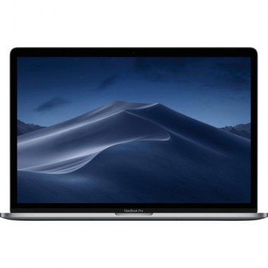 """Apple 15.4"""" MacBook Pro with Touch Bar (Mid 2019, Space Gray) MV912LL/A"""