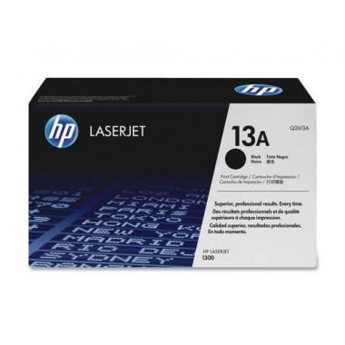 HP 13A LaserJet Toner Cartridge - Black  HP 13A