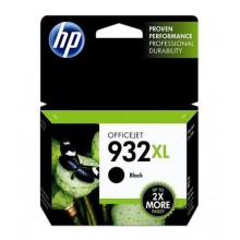 HP 932XL High Yield Ink Cartridge - Black