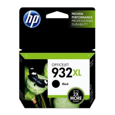 HP 932XL High Yield Ink Cartridge - Black  HP 932XL