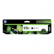 HP 970XL High Yield Ink Cartridge - Black