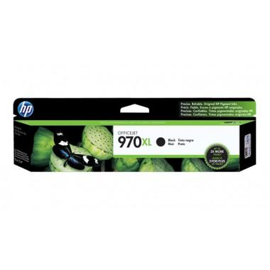 HP 970XL High Yield Ink Cartridge - Black  HP 970XL