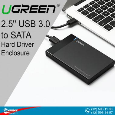 2.5'' USB 3.0 to SATA Hard Driver Enclosure