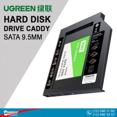UGREEN SATA Hard Disk Drive Caddy Tray 9.5mm